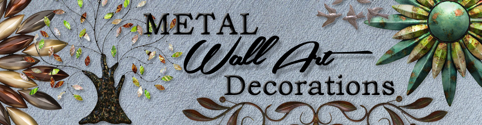 Metal Wall Art Decorations